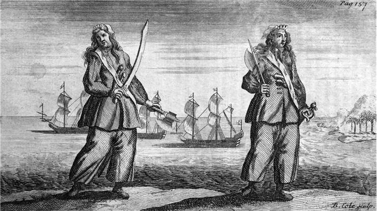 Picture Of Famous Female Pirates