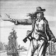 Picture Of Famous Pirate Anne Bonny