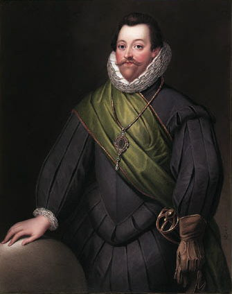 Picture Of Famous Pirate Francis Drake