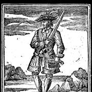 Picture Of Famous Pirate John Rackham Calico Jack