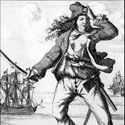 Picture Of Famous Pirate Marry Read