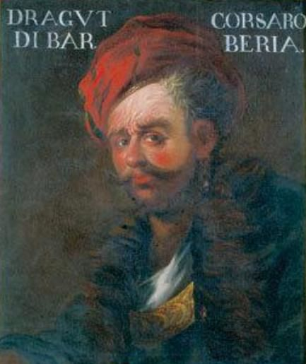 Picture Of Famous Pirate Turgut Reis