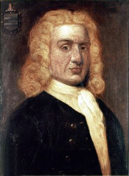 Picture Of Famous Pirate William Kidd