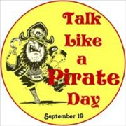 Picture Of Talk Like A Pirate Day